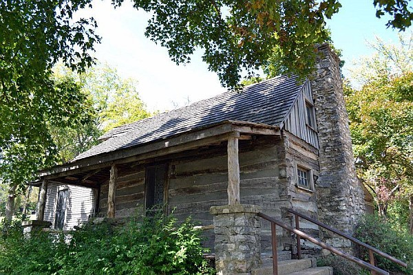 The Homestead Tours at Shepherd of the Hills gives visitors a chance to learn about the area's colorful history and story behind the famous Harold Bell Wright Novel
