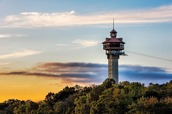 Book something through Branson Travel Office and receive FREE tickets to the Shepherd of the Hills Inspiration Tower!