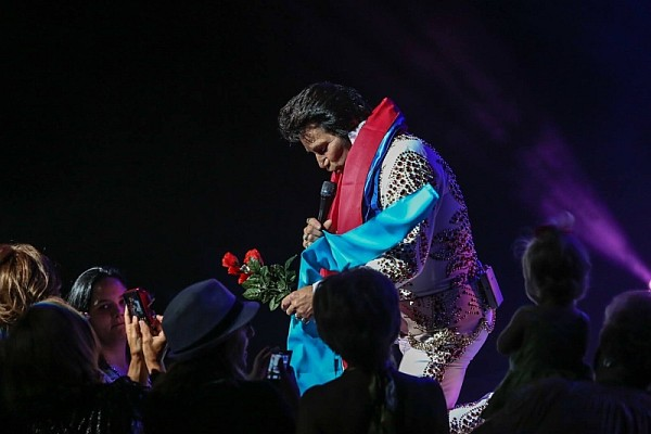 Elvis' cousin Jerry Presley brings the rock 'n roll icon's music, songs, and look to life in a show where you where you won't believe what you're hearing and seeing!