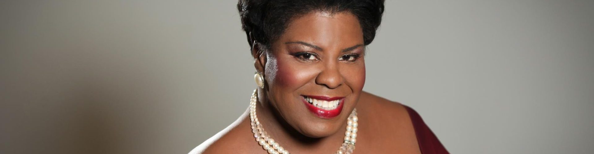 Legends in Concert features acts like Nedgra Culp as Aretha Franklin!