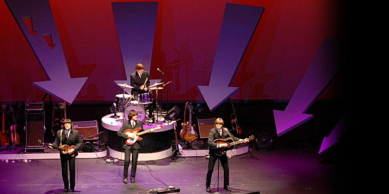 Hand-picked by Louise Harrison (the sister of the late, great George Harrison), Liverpool Legends are considered by many to be the top Beatles tribute act in the world!