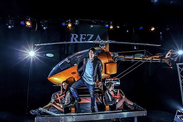 Reza is now performing his incredible magic show LIVE on stage in Branson, MO!