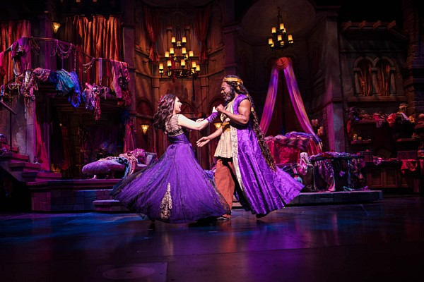 Incredible stage sets, beautiful costumes, and unforgettable music all take the spotlight at this multi-million dollar stage production!