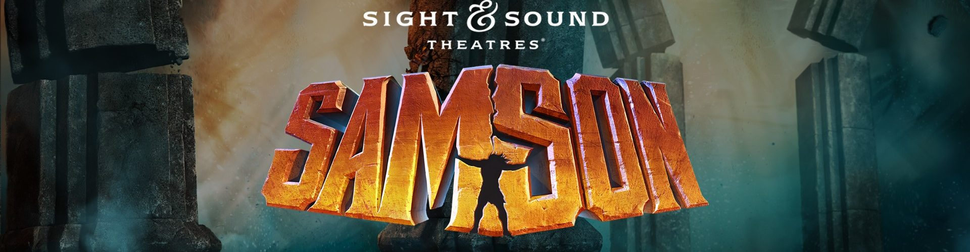 Samson is now open at Sight & Sound Theatre in Branson!