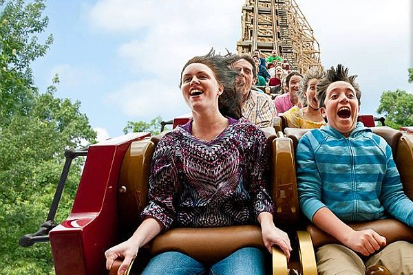 Silver Dollar City is Branson's most popular attraction - featuring roller coasters, food, LIVE shows, and dozens of things to do!