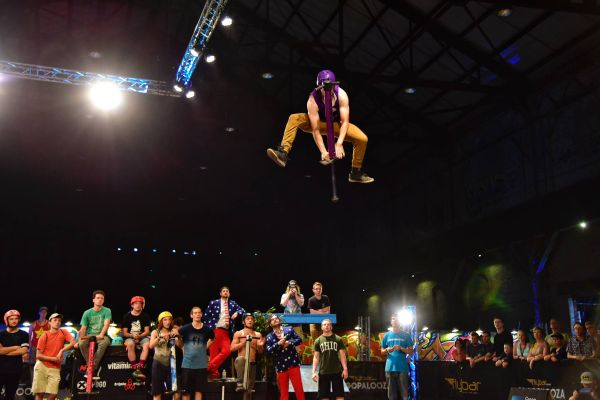 World record-holding pogo stick performance group XPogo shares their remarkable strength and agility in their show that you won't ever forget!