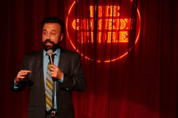 "Yakov Smirnoff has been honing, refining, and mastering his all-new show ""Make America Laugh Again"" - scheduled for performances this fall at his own theatre in Branson, Missouri"