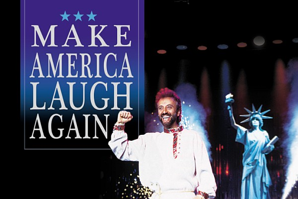 Yakov Smirnoff marks his return to Branson with limited engagement shows this fall in his all-new show