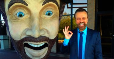 Yakov Smirnoff returns to Branson, MO for a series of shows in October and November 2018.