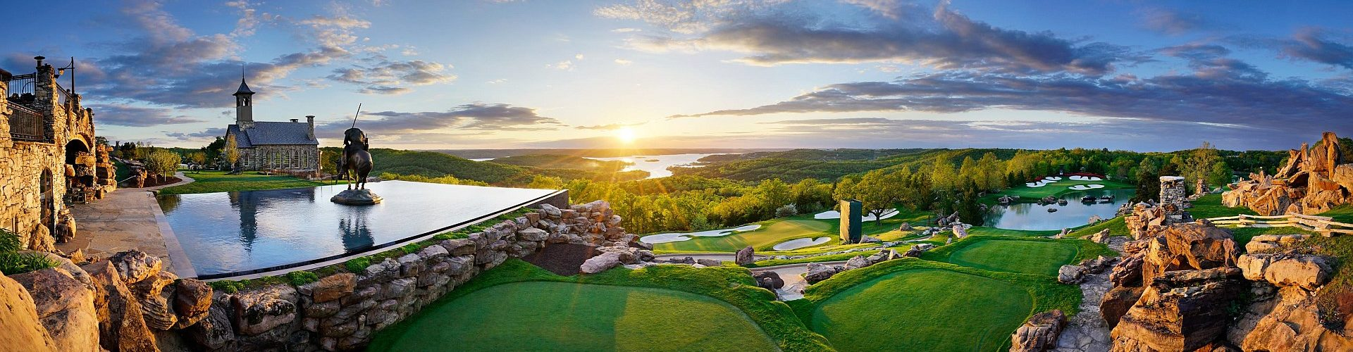 Top of the Rock in Branson, Missouri is one of the world's most incredible golf experiences.