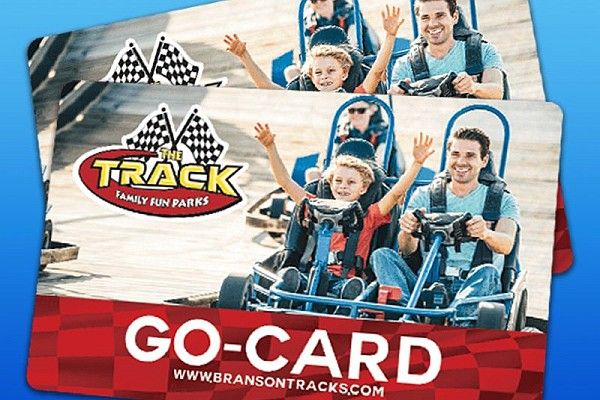 The Tracks' Go Card cost $140, but gives you a $40 savings compared to buying credits individually.