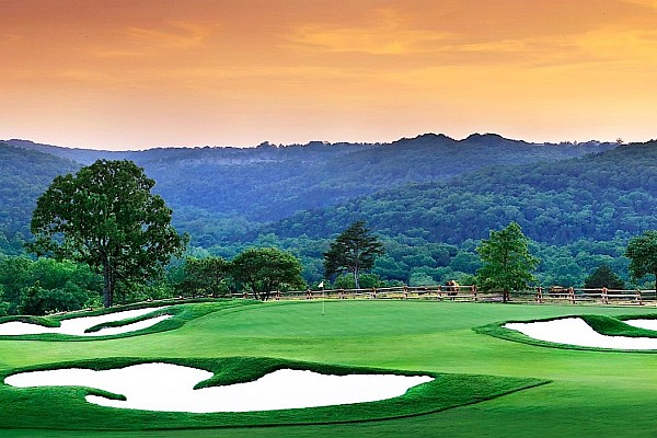 Buffalo Ridge is one of the country's top golf courses, featuring incredible views and challenging holes.