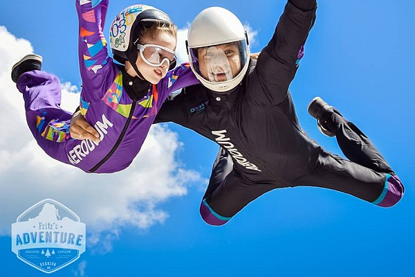Fritz's Adventure is debuting an all-new, outdoor skydiving experience for Branson visitors - opening summer of 2018!
