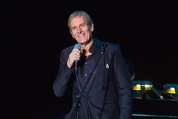Michael Bolton returns for a special one-night show on September 23, 2018 at 8:00 pm at the legendary Andy Williams Performing Arts Center in Branson, Missouri.
