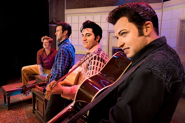 The famous Sun Studio recording sessions are recreated in this Broadway-style stage production that has garnered worldwide acclaim!