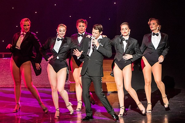 King's Castle Theatre's new Sinatra & Friends show shares the music of Frank, The Rat Pack, and Others from the decade!
