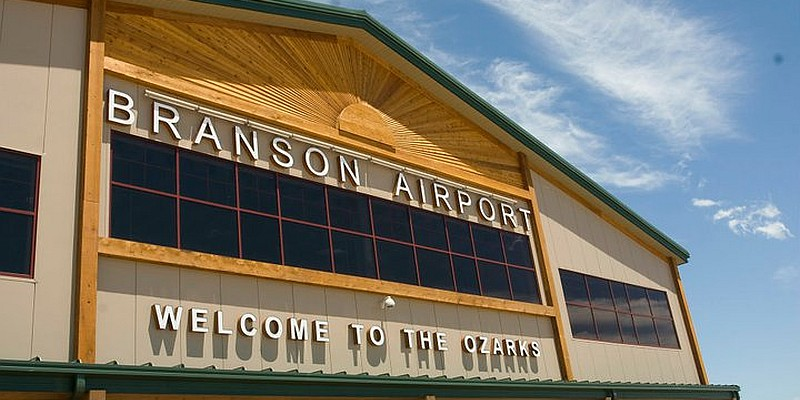 Visitors can fly directly in to Branson via the Branson Airport (BKG)