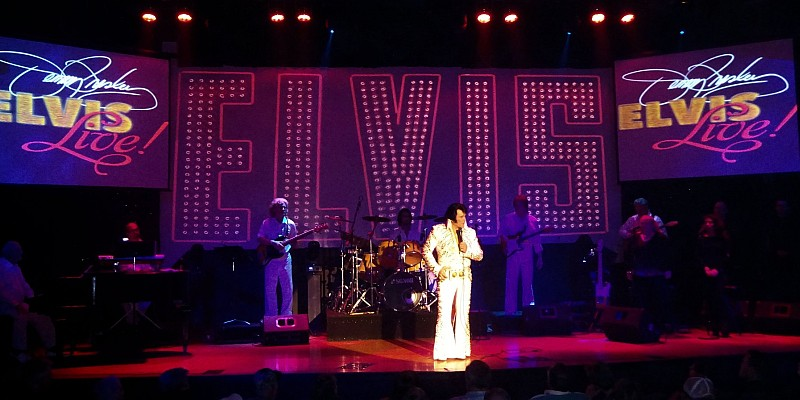 Visitors can see Elvis LIVE! on stage in Branson, Missouri - with performances taking place year-round.