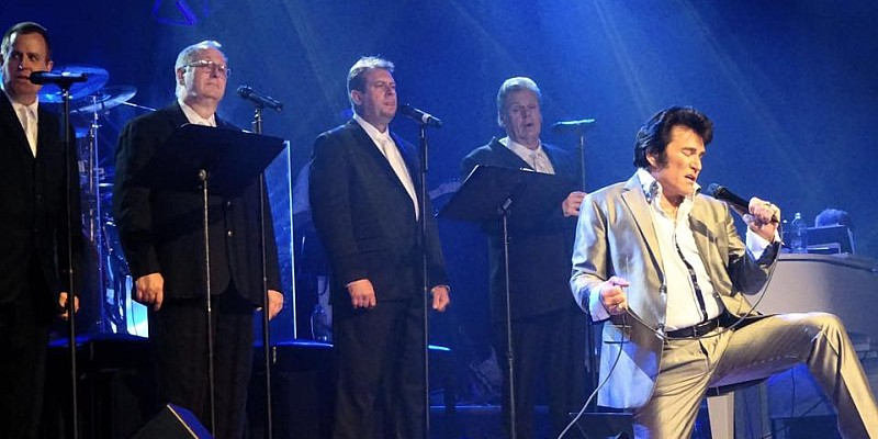 Cousin of Elvis, Jerry is considered one of the world's premiere Prelsey tribute artists