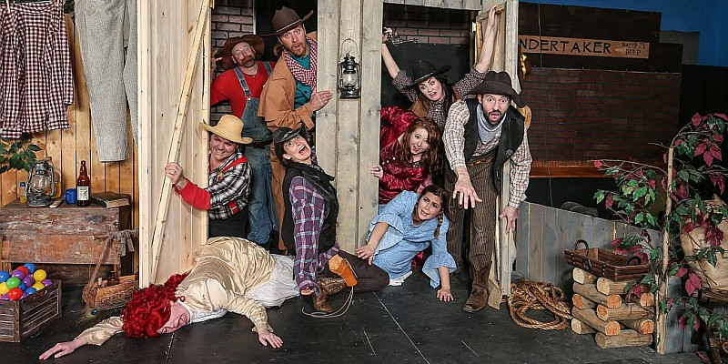 Branson's Murder Mystery Dinner Theatre is a one-of-a-kind, interactive, show and meal experience that all ages love!
