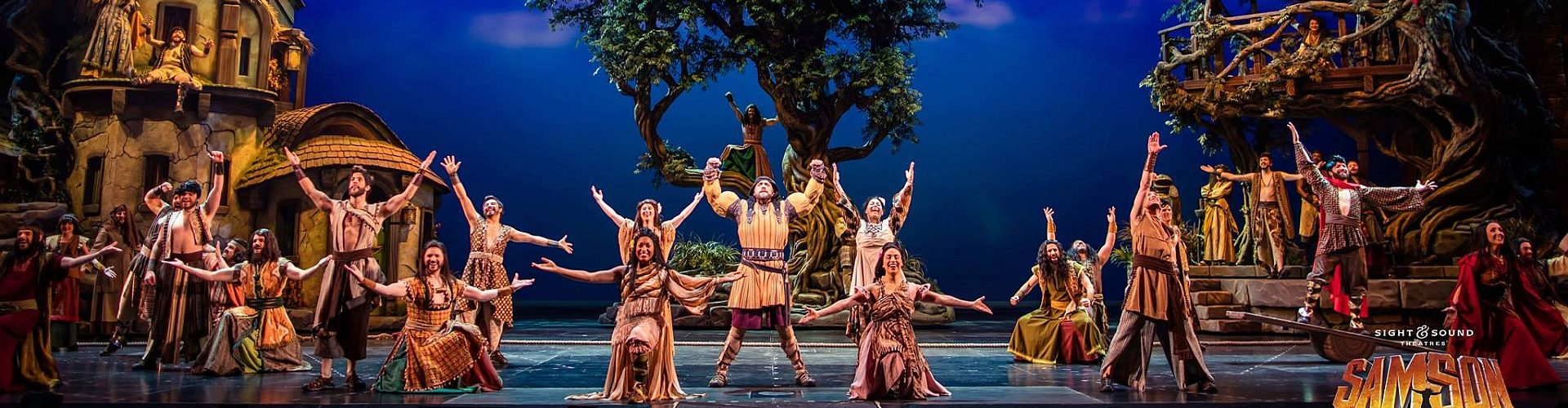 Samson & Miracle of Christmas Return to Branson's Sight & Sound Theatre in 2019