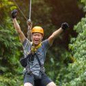 Shepherd of the Hills' Zipline Canopy Tours