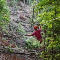 Zipline Through the Ozarks!