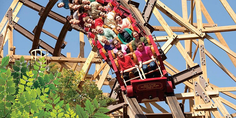 "The ""almost 2-for-1"" 2-day passes to Silver Dollar City give you a total of 3 days you can visit the park (either back-to-back or with a day in between) - and are not available at the gate, you must purchase ahead of time by calling: 1 (800) 504-0115"