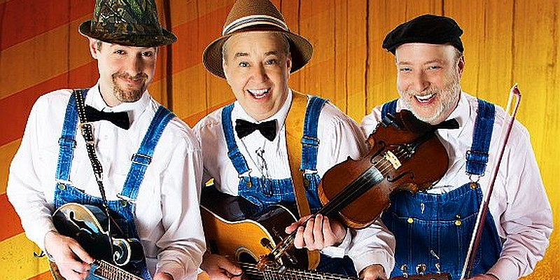 Country, comedy, bluegrass, and audience requests make the Sons of Britches a one-of-a-kind experience!