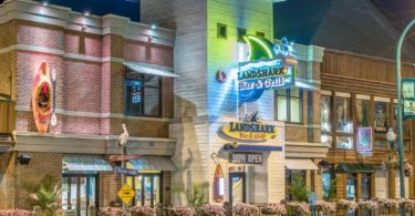 Jimmy Buffett's LandShark Bar & Grill is one of three restaurants coming to the Branson Landing