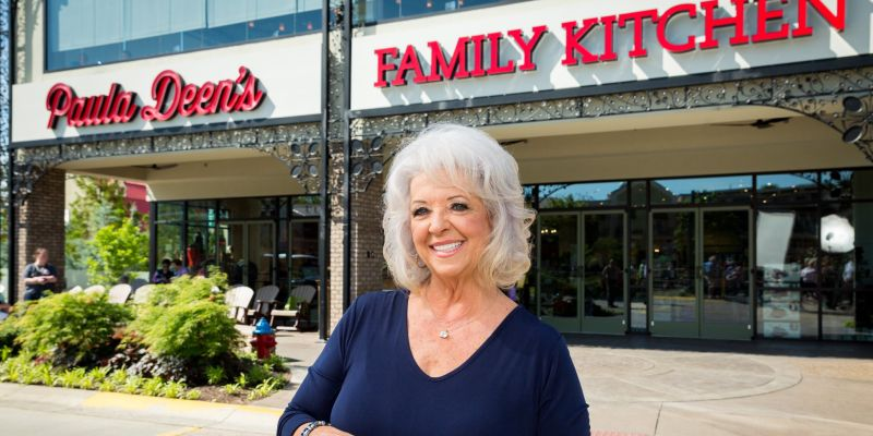 "Paula Deen will be opening her new (almost 20,000 square foot) ""Family Kitchen"" restaurant in the Spring of 2019 at the Branson Landing"