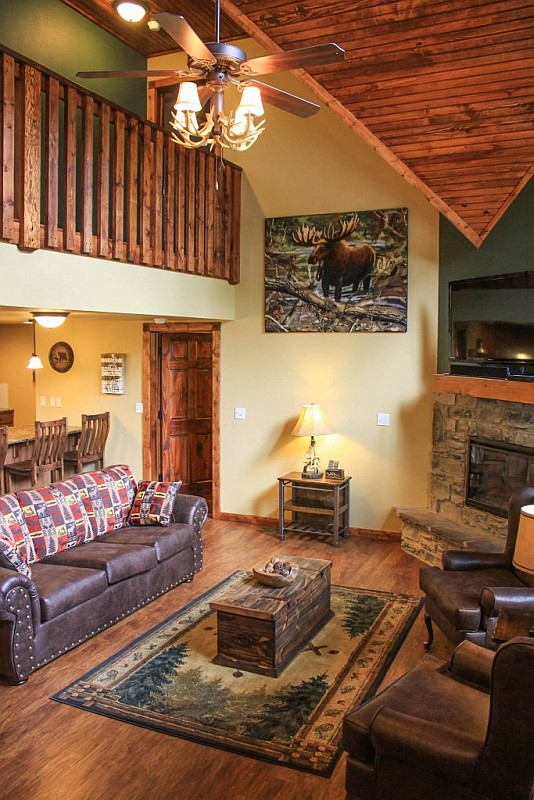 Stonebridge 7 Bedroom Lodge Branson Mo Branson Travel Office