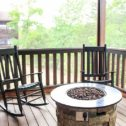 Lower Level Deck With Firepit!