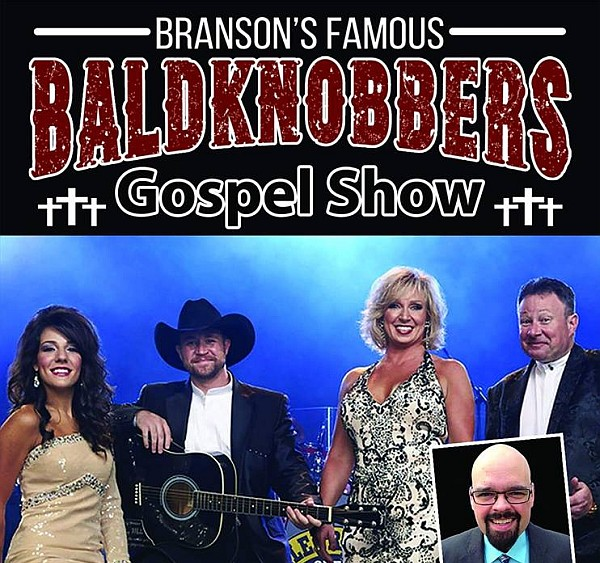 Branson's Famous Baldknobbers have announced a new afternoon gospel show scheduled for October and November in 2018!