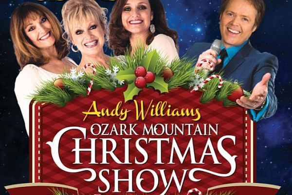 "Andy Williams' Christmas show features Jimmy Osmond, The Lennon Sisters, and more in an all-star tribute to Andy and ""The Most Wonderful Time of the Year!"""