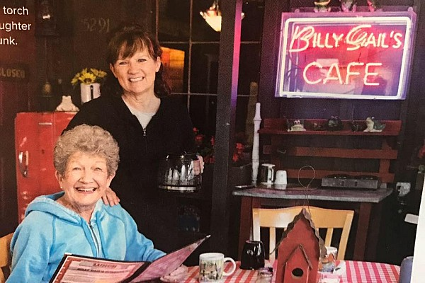 BillyGail's is one of Branson's most famous and popular restaurants, especially for breakfast