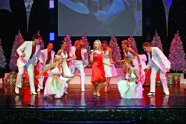 Starting in November, dozens of Branson shows switch over to their holiday and Christmas format!