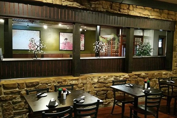MOMO's is Japanese sushi and grill restaurant located in downtown Branson