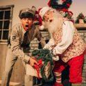 Santa & Pancakes!