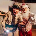Santa & His Helper!