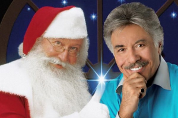 Tony Orlando returns to Branson with his famous Great American Christmas show!