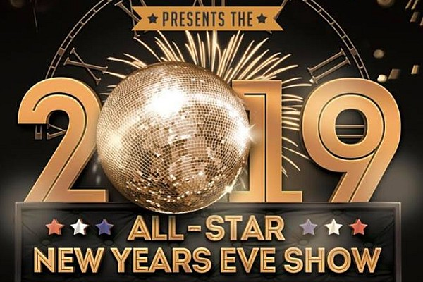"The Americana Theatre presents an ""All-Star"" New Year's Eve Show!"