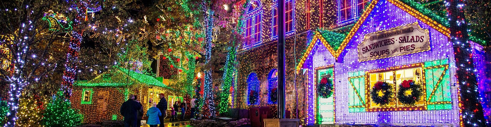Best Christmas Light Displays in Branson, MO!