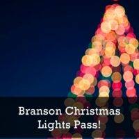Branson Christmas Lights Pass!