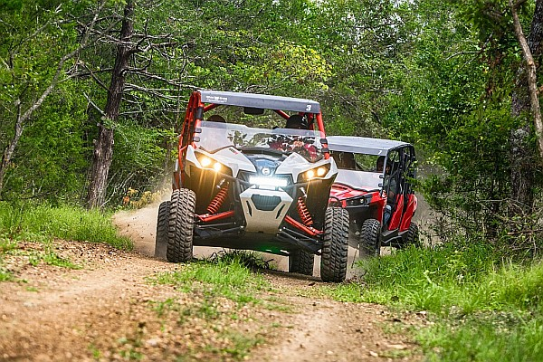 Shepherd of the Hills' all-new ATV rides will take you on trails through the Ozark Mountains!