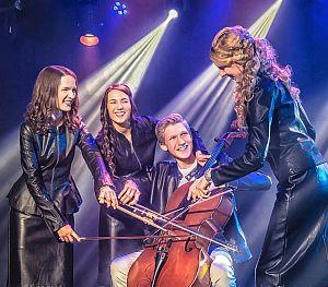 Johnson Strings Show